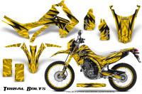 Honda-CRF250L-2013-Graphics-Kit-Tribal-Bolts-Yellow-NP-Rims