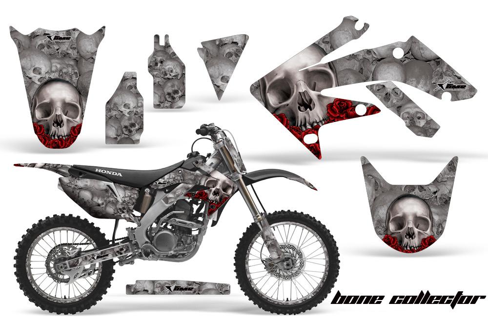 Honda Crf250r 04 09 Amr Graphics Kit Bc S Nps Creatorx