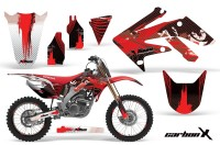 Honda-CRF250R-04-09-AMR-Graphics-Kit-CarbonXRed-NPs