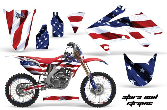 Honda CRF250R 04 09 AMR Graphics Kit S S NPs 570x376 - Honda CRF250R 2004-2013 Graphics