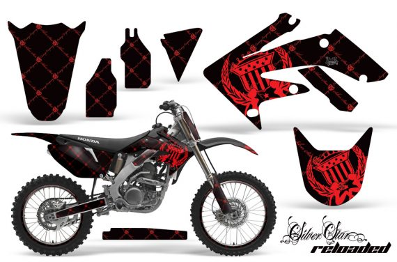 Honda CRF250R 04 09 AMR Graphics Kit SSR RB NPs 570x376 - Honda CRF250R 2004-2013 Graphics