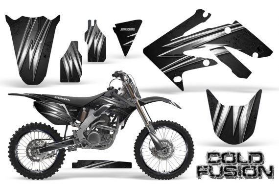 Honda CRF250R 04 09 CreatorX Graphics Kit Cold Fusion Black NP Rims 570x376 - Honda CRF250R 2004-2013 Graphics