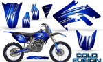 Honda CRF250R 04 09 CreatorX Graphics Kit Cold Fusion Blue NP Rims 150x90 - Honda CRF250R 2004-2013 Graphics