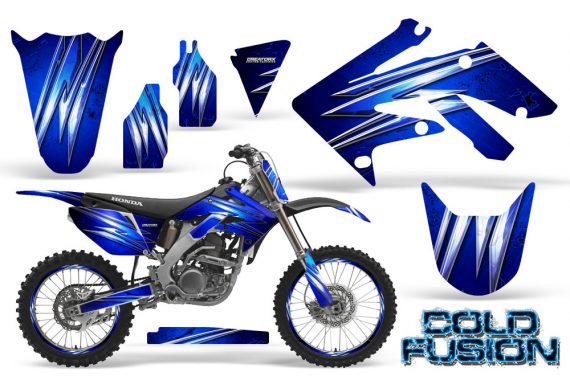 Honda CRF250R 04 09 CreatorX Graphics Kit Cold Fusion Blue NP Rims 570x376 - Honda CRF250R 2004-2013 Graphics