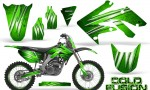 Honda CRF250R 04 09 CreatorX Graphics Kit Cold Fusion Green NP Rims 150x90 - Honda CRF250R 2004-2013 Graphics