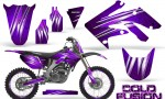 Honda CRF250R 04 09 CreatorX Graphics Kit Cold Fusion Purple NP Rims 150x90 - Honda CRF250R 2004-2013 Graphics