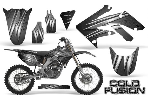 Honda CRF250R 04 09 CreatorX Graphics Kit Cold Fusion Silver NP Rims 570x376 - Honda CRF250R 2004-2013 Graphics