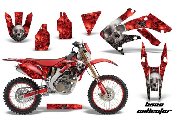 Honda CRF250X AMR Graphics Kit BC R NPs 570x380 - Honda CRF250X 2004-2018 Graphics