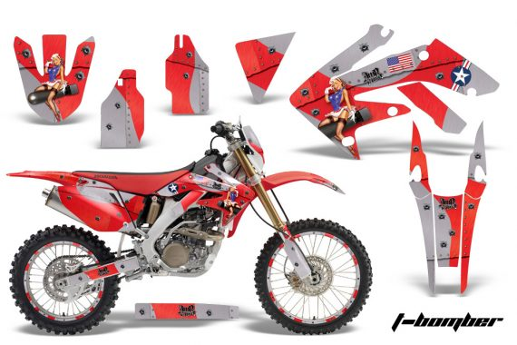Honda CRF250X AMR Graphics Kit TB R NPs 570x380 - Honda CRF250X 2004-2018 Graphics
