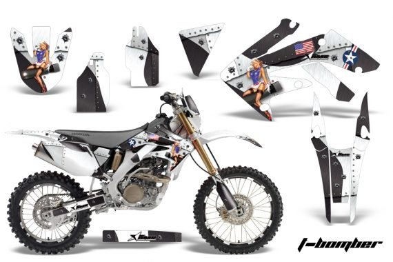 Honda CRF250X AMR Graphics Kit TB W NPs 570x380 - Honda CRF250X 2004-2018 Graphics