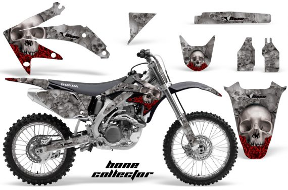 Honda CRF450 05 08 AMR Graphics Kit BONECOLLECTOR SILVER 570x376 - Honda CRF450R 2002-2012 Graphics