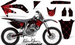 Honda CRF450 05 08 AMR Graphics Kit RELOADED RED 150x90 - Honda CRF450R 2002-2012 Graphics