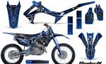 Honda CRF450R 2013 2014 Graphics Kit SpiderX Blue NP Rims 150x90 - Honda CRF450R 2013-2015 Graphics