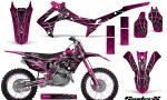 Honda CRF450R 2013 2014 Graphics Kit SpiderX Pink NP Rims 150x90 - Honda CRF450R 2013-2016 Graphics