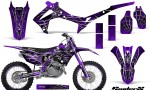 Honda CRF450R 2013 2014 Graphics Kit SpiderX Purple NP Rims 150x90 - Honda CRF450R 2013-2015 Graphics