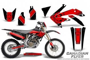 Honda CRF450X Graphics 2005-2012