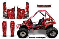 Honda-Odyssey-350-4X4-AMR-Graphics-Kit-Decal-Bone-Collector-R