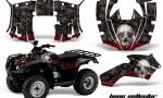 Honda Recon AMR Graphics Kit Decal Bones K 150x90 - Honda Recon ES Fourtrax 2005-2020 Graphics