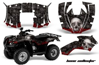 Honda Recon AMR Graphics Kit Decal Bones K 320x211 - Honda Recon ES Fourtrax 2005-2018 Graphics