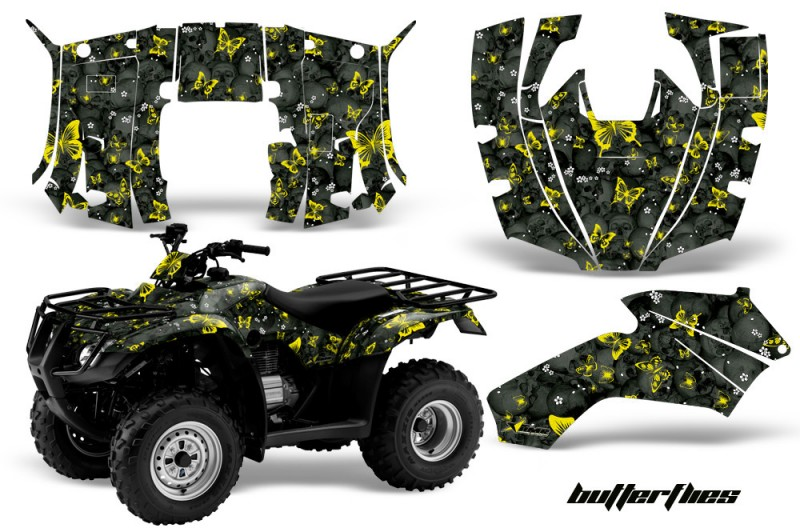 Honda-Recon-AMR-Graphics-Kit-Decal-Butterflies-YK