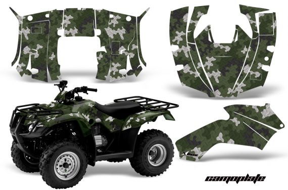 Honda Recon AMR Graphics Kit Decal Camoplate G 570x376 - Honda Recon ES Fourtrax 2005-2020 Graphics