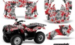 Honda Recon AMR Graphics Kit Decal Camoplate R 150x90 - Honda Recon ES Fourtrax 2005-2020 Graphics