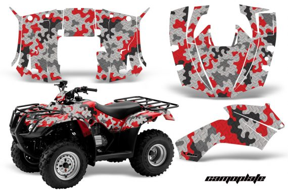 Honda Recon AMR Graphics Kit Decal Camoplate R 570x376 - Honda Recon ES Fourtrax 2005-2018 Graphics