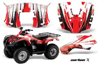 Honda Recon AMR Graphics Kit Decal CarbonX R 320x211 - Honda Recon ES Fourtrax 2005-2013 Graphics