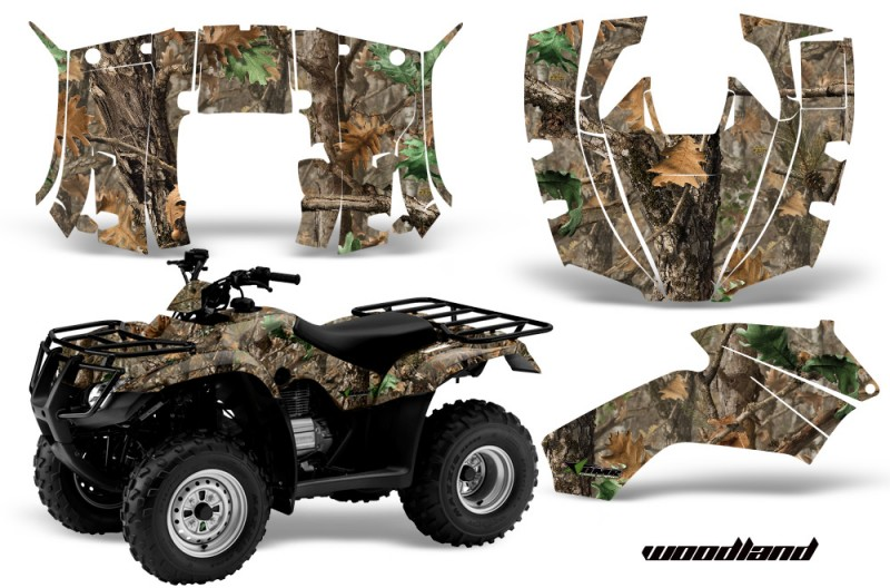 Honda-Recon-AMR-Graphics-Kit-Decal-Woodland-Camo