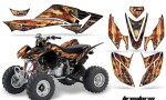 Honda TRX 400 EX 08 10 AMR Graphic Kit FS K 150x90 - Honda TRX 400EX 2008-2016 Graphics