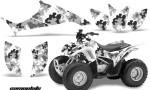 Honda TRX 90 AMR Graphics Kit CP W 150x90 - Honda TRX 90 2006-2020 Graphics