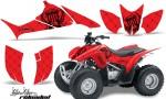 Honda TRX 90 AMR Graphics Kit SSR BR 150x90 - Honda TRX 90 2006-2020 Graphics