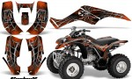 Honda TRX250 02 05 CreatorX Graphics Kit SpiderX Orange Dark 150x90 - Honda TRX 250EX 2002-2005 Graphics