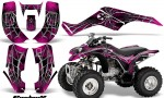 Honda TRX250 02 05 CreatorX Graphics Kit SpiderX Pink BB 150x90 - Honda TRX 250EX 2002-2005 Graphics