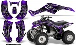 Honda TRX250 02 05 CreatorX Graphics Kit SpiderX Purple 150x90 - Honda TRX 250EX 2002-2005 Graphics