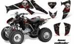Honda TRX250 06 09 AMR Graphics BoneCollector Black RED JPG 150x90 - Honda TRX 250EX 2006-2018 Graphics