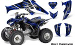 Honda TRX250 06 09 CreatorX Graphics Kit Bolt Thrower Blue 150x90 - Honda TRX 250EX 2006-2018 Graphics