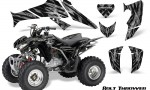 Honda TRX250 06 09 CreatorX Graphics Kit Bolt Thrower Silver 150x90 - Honda TRX 250EX 2006-2018 Graphics