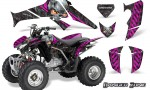 Honda TRX250 06 09 CreatorX Graphics Kit Danger Zone PB 150x90 - Honda TRX 250EX 2006-2018 Graphics