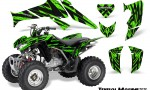 Honda TRX250 06 09 CreatorX Graphics Kit Tribal Madness Green 150x90 - Honda TRX 250EX 2006-2018 Graphics