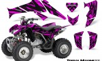 Honda TRX250 06 09 CreatorX Graphics Kit Tribal Madness Pink 150x90 - Honda TRX 250EX 2006-2018 Graphics