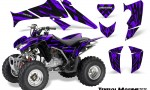 Honda TRX250 06 09 CreatorX Graphics Kit Tribal Madness Purple 150x90 - Honda TRX 250EX 2006-2018 Graphics