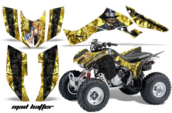 Honda TRX300 07 12 AMR Graphics Kit MH YB 570x376 - Honda TRX 300EX 2007-2013 Graphics