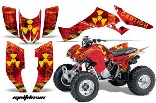 Honda TRX300 07 12 AMR Graphics Kit Meltdown YR 320x211 - Honda TRX 300EX 2007-2013 Graphics