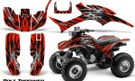 Honda TRX300 1993 2006 CreatorX Graphics Kit Bolt Thrower Red BB 150x90 - Honda TRX 300EX 1993-2006 Graphics