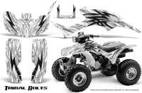 Honda-TRX300-1993-2006-CreatorX-Graphics-Kit-Tribal-Bolts-Black-White