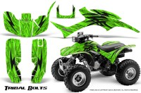 Honda-TRX300-1993-2006-CreatorX-Graphics-Kit-Tribal-Bolts-Green