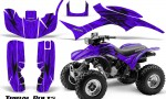 Honda TRX300 1993 2006 CreatorX Graphics Kit Tribal Bolts Purple 150x90 - Honda TRX 300EX 1993-2006 Graphics