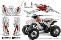 Honda-TRX300-1993-2006-CreatorX-Graphics-Kit-Tribal-Bolts-Red-White