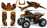 Honda TRX300 1993 2006 CreatorX Graphics Kit Tribal Madness Orange 150x90 - Honda TRX 300EX 1993-2006 Graphics